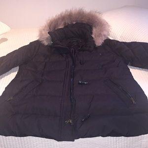 Ralp Lauren XL winter puffy jacket